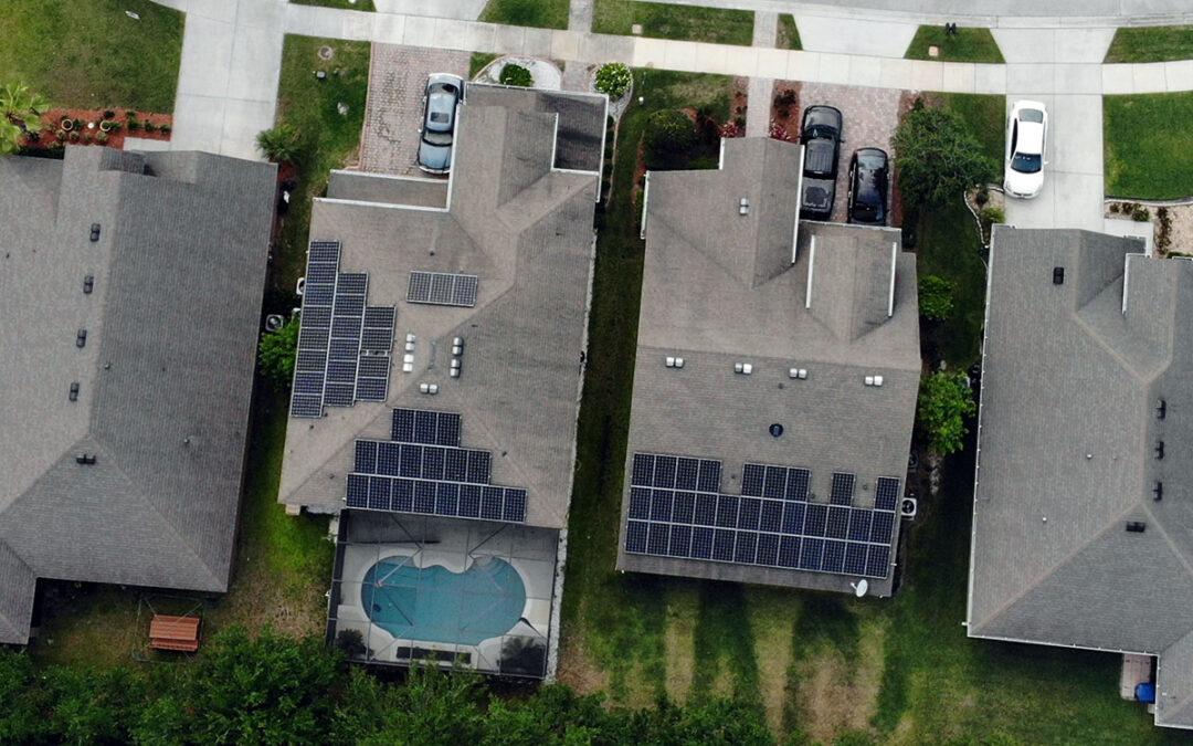 Groveland Florida Solar Installation 11.2kW & 9.6kW