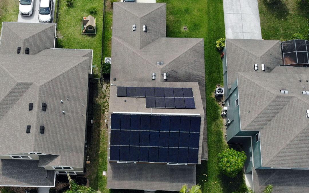 Groveland Florida Solar Installation 11.6kW