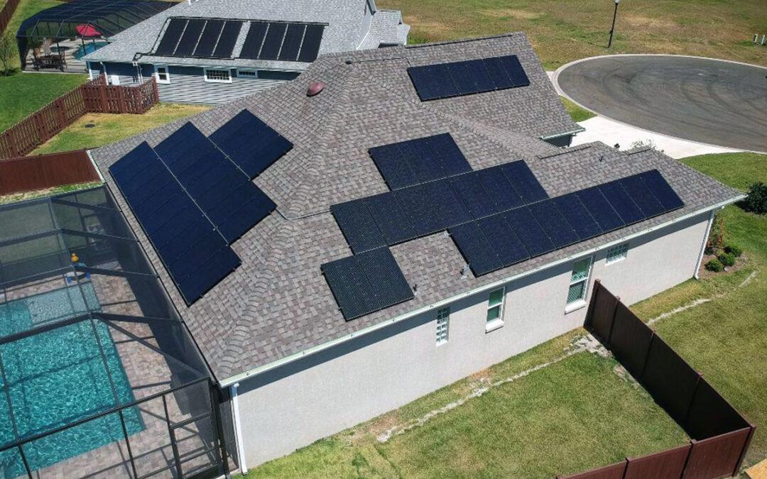 Oxford Florida Solar Installation 15.2kW