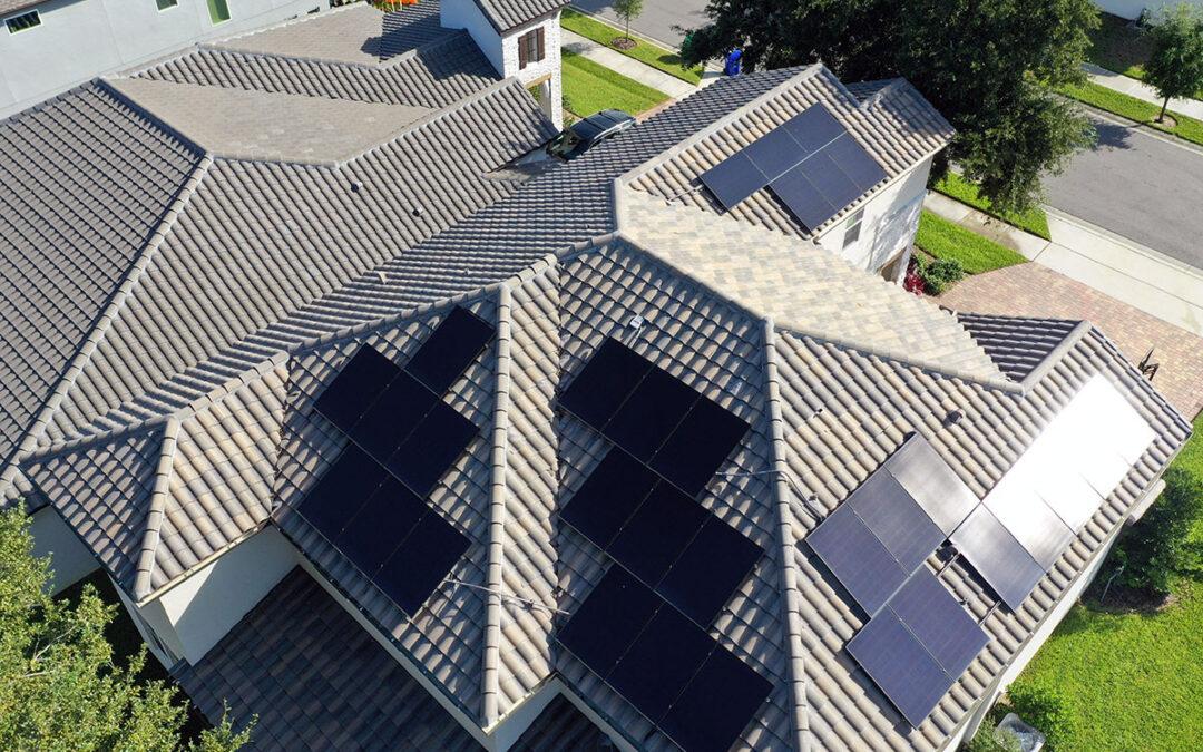 Winter Garden Florida Solar Installation 11.6kW